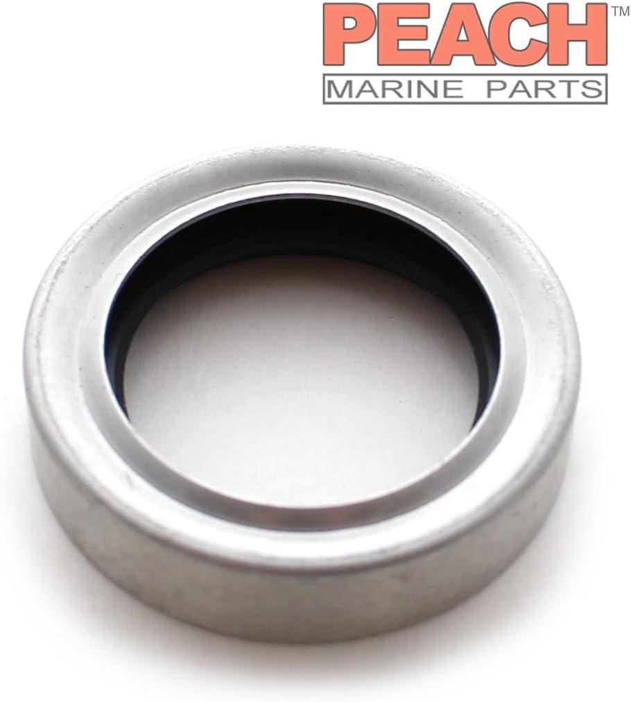 Mallory: 9-76101 Lower Unit Propeller Shaft; Replaces Mercury Marine Mercuiser: 26-12224 GLM: 85700 Made by Peach Marin Peach Marine Parts PM-26-12224 Seal Sierra: 18-2076 Force: 26-F697118