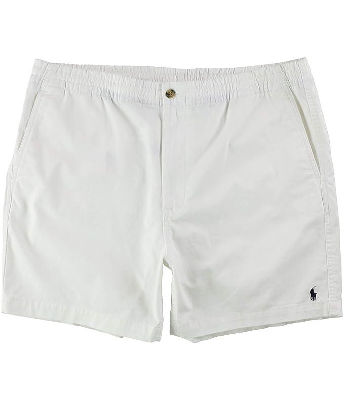 Polo Ralph Lauren Pantalones Cortos con cordón de Ajuste clásico ...