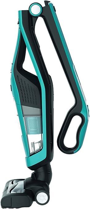 Rowenta RH6751WH Dual Force - Aspiradora 2 en 1 (autonomía de hasta 45 Minutos, Capacidad de 0,6 l, 21,6 V), Color Azul y Negro (Reacondicionado): Amazon.es: Hogar