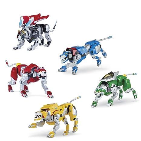 Die Lions Cast Defender Preziosi 9728056379057413 Metal Giochi Voltron O8n0wXPk