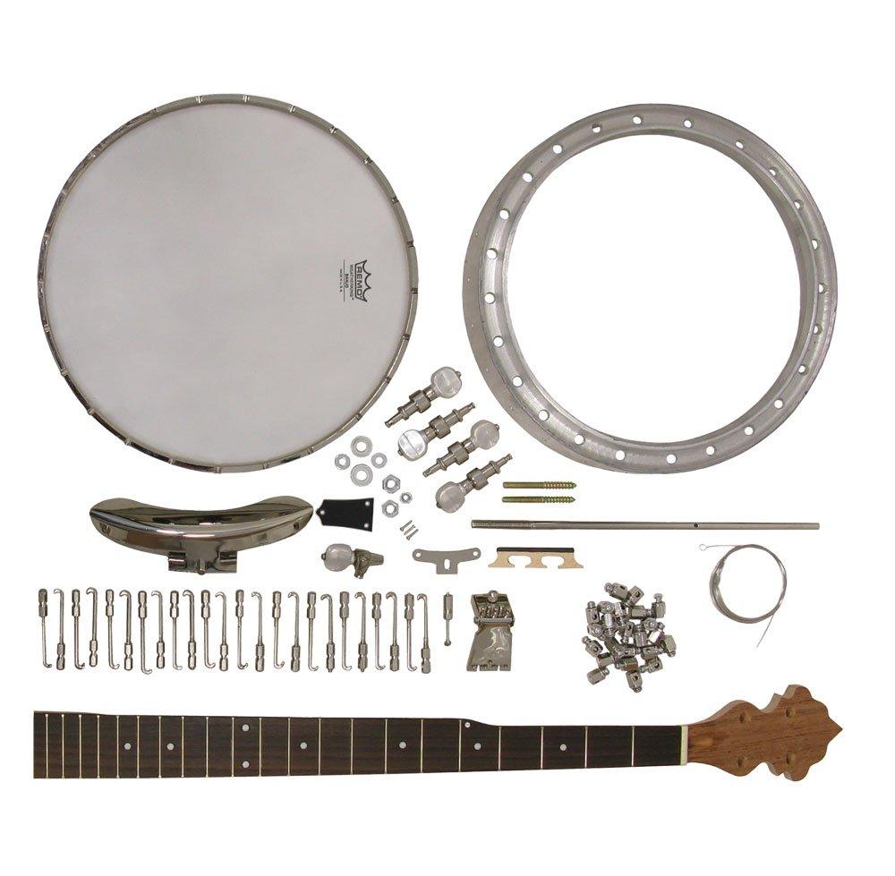 Saga OK-2 Openback Banjo Kit Saga Musical Instruments