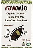 Windy City Organics Rawmio Organic Gourmet Raw Chocolate Bark Super Trail Mix