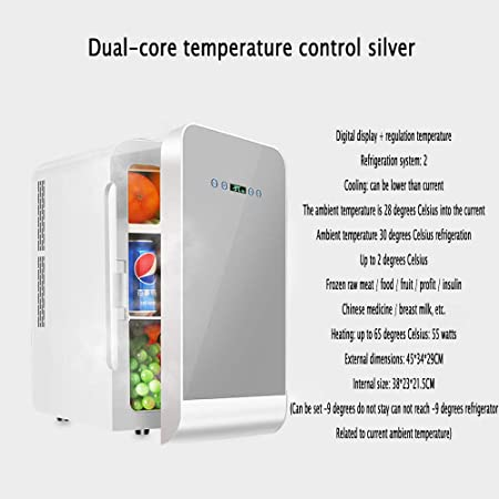 YIWANGO 22L Portátil Refrigerador Viaje Picnic Camping Eficiente Y ...