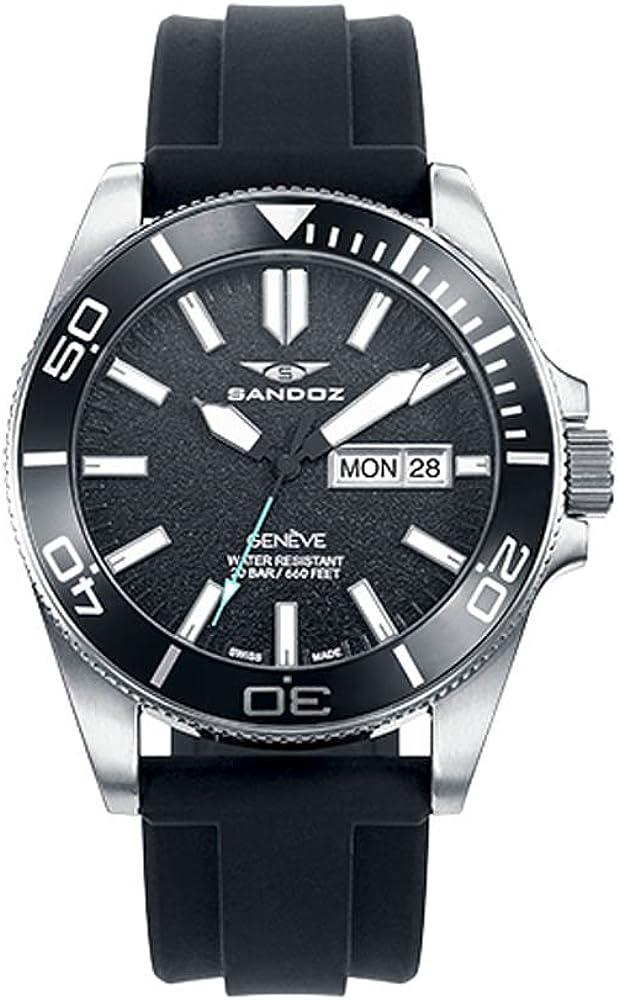 Montre Montre Homme Diver81451 57Montres Homme Montre 57Montres Sandoz Diver81451 Sandoz CBoedx