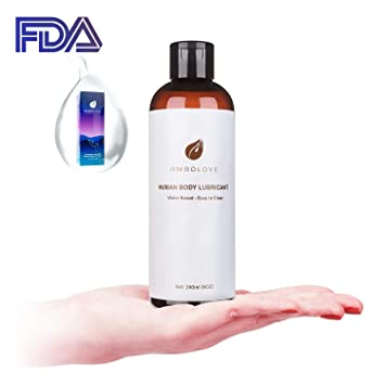 Natural sex lube