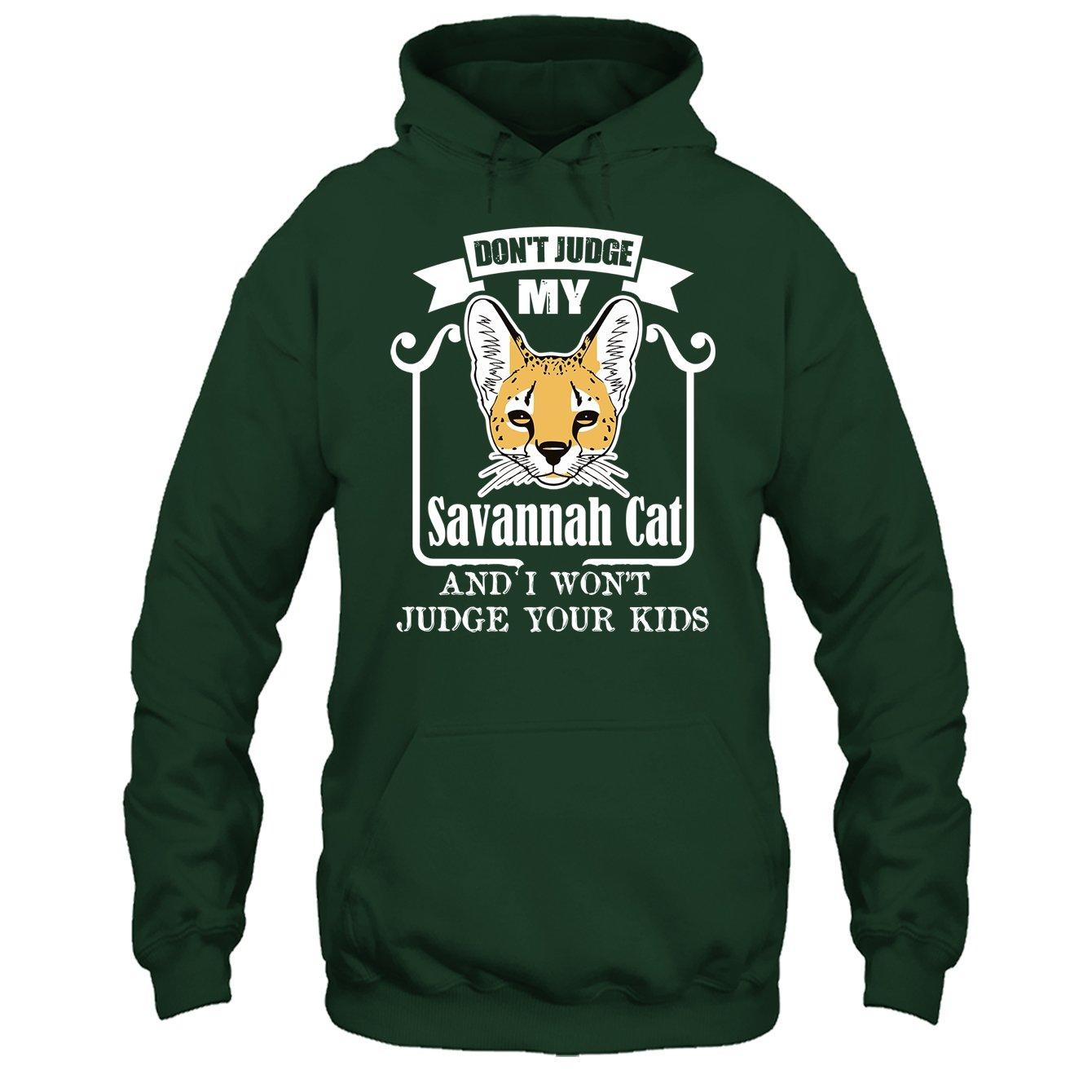 Addblue Savannah Tshirt Design Dont Jugde My Savannah T Shirt