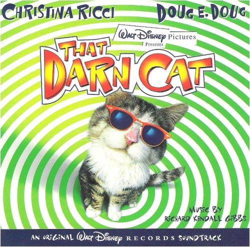 That Darn Cat by Walt Disney Records