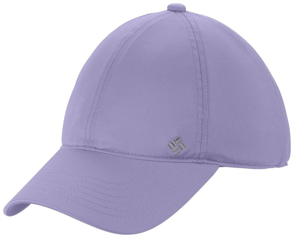 07fb0e9e797 Columbia Ballcap III Coolhead white cap Purple Whitened Violet Size One  Size  Amazon.co.uk  Sports   Outdoors