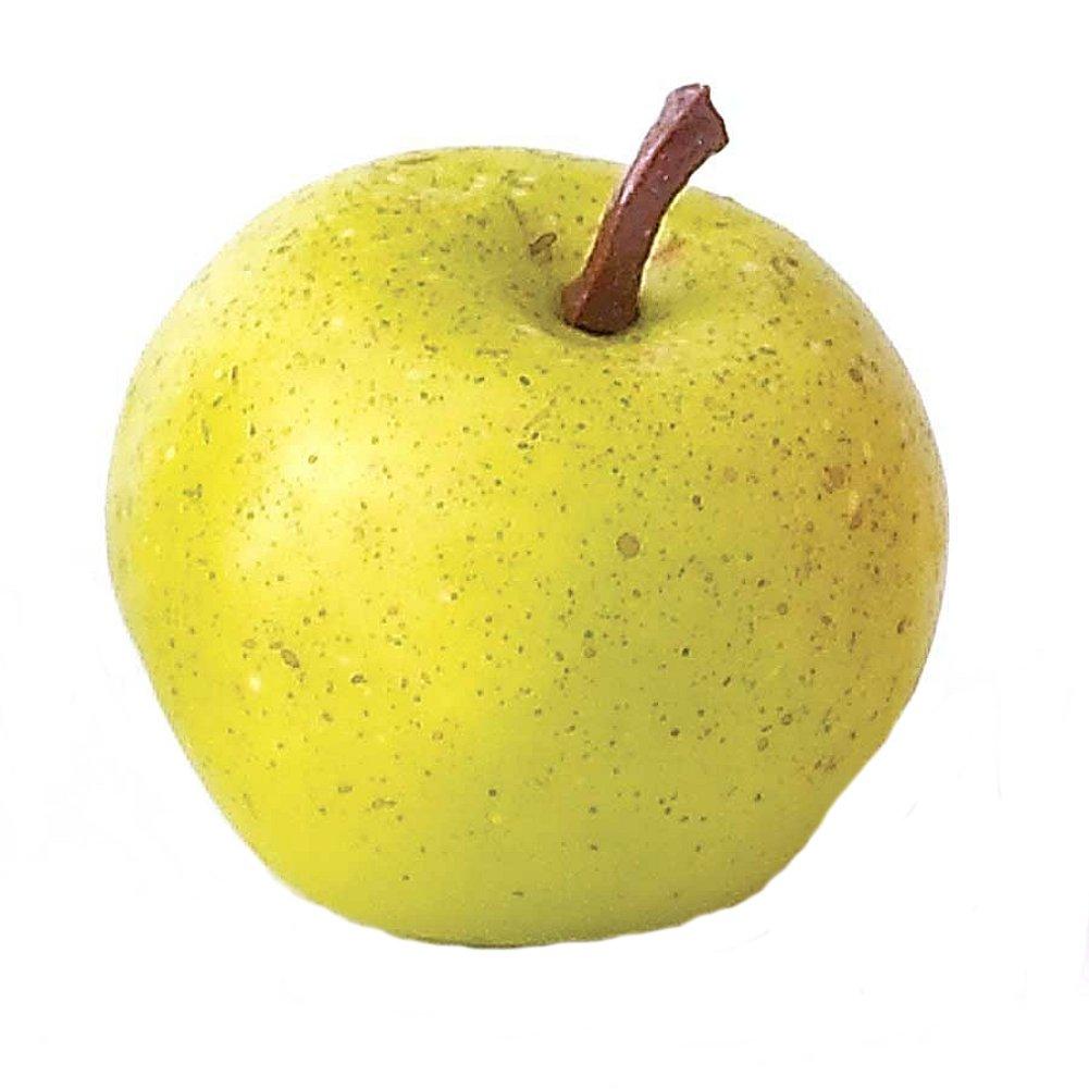 Box of 24 Mini Green Apples by K&K Interiors