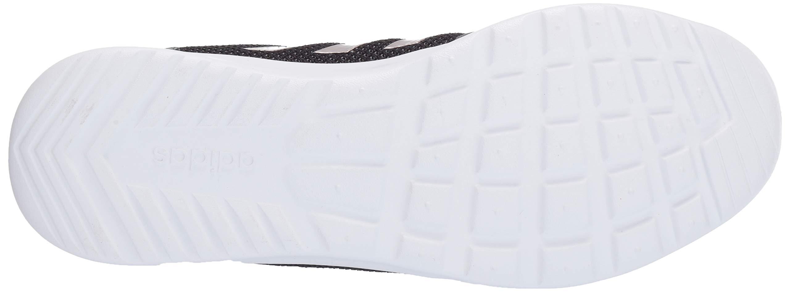 adidas Women's Cloudfoam QT Racer, Legend Ivy/Platino Metallic/Black, 5.5 M US by adidas (Image #3)
