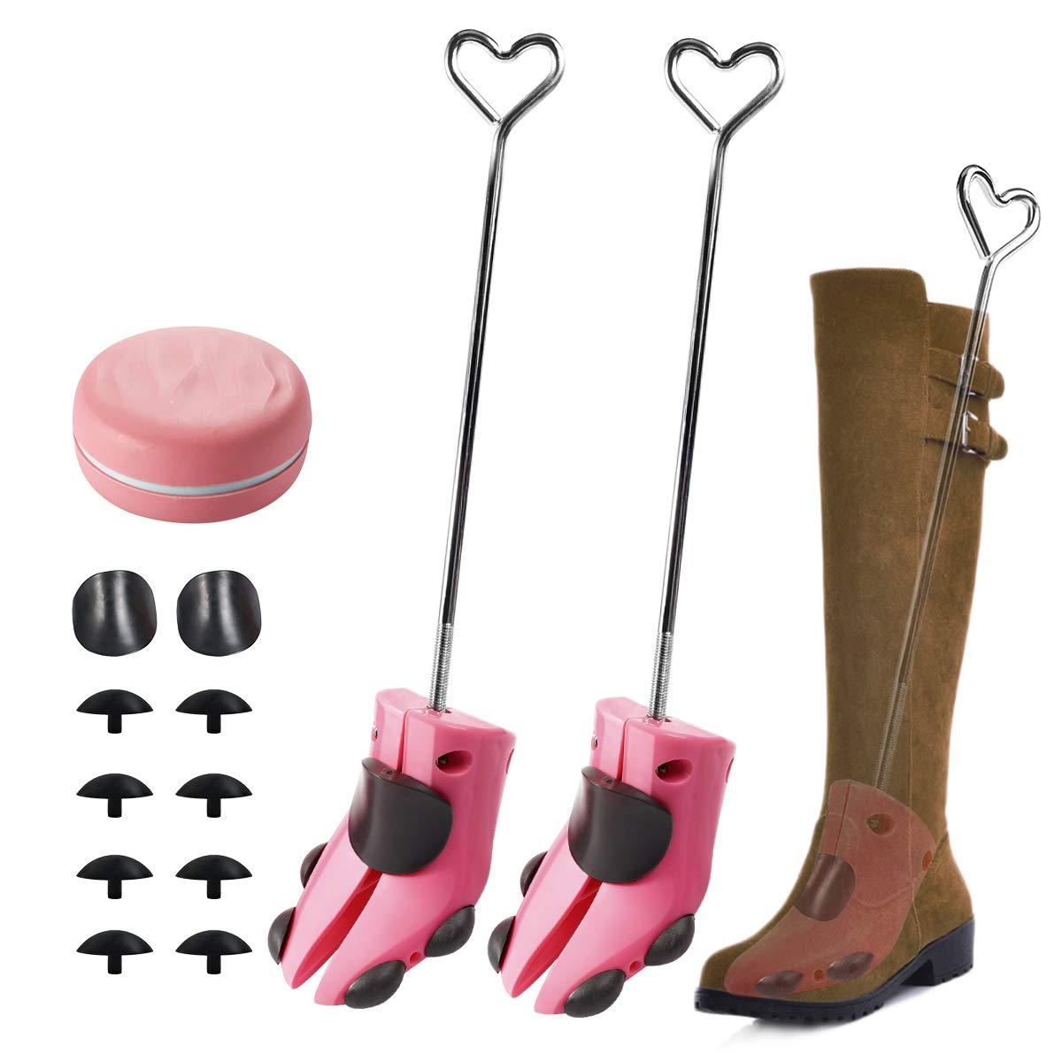 Hormas de Plastico para Zapatos de Mujer/Hombre [1 Par]
