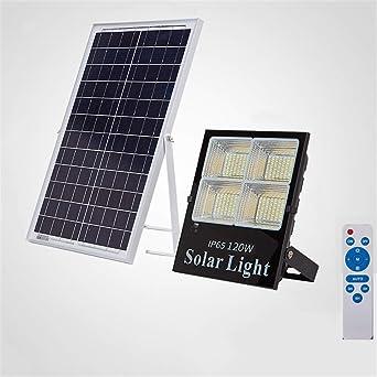GLP Focos de exterior Reflector solar, Luces LED IP65 Luces LED ...