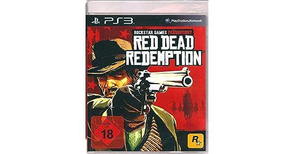 Take-Two Interactive Red Dead Redemption (PS3) - Juego (PlayStation 3, Tirador, M (Maduro)): Amazon.es: Videojuegos