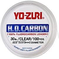 Yo-Zuri H.D. Líder de fluorocarbono de Carbono