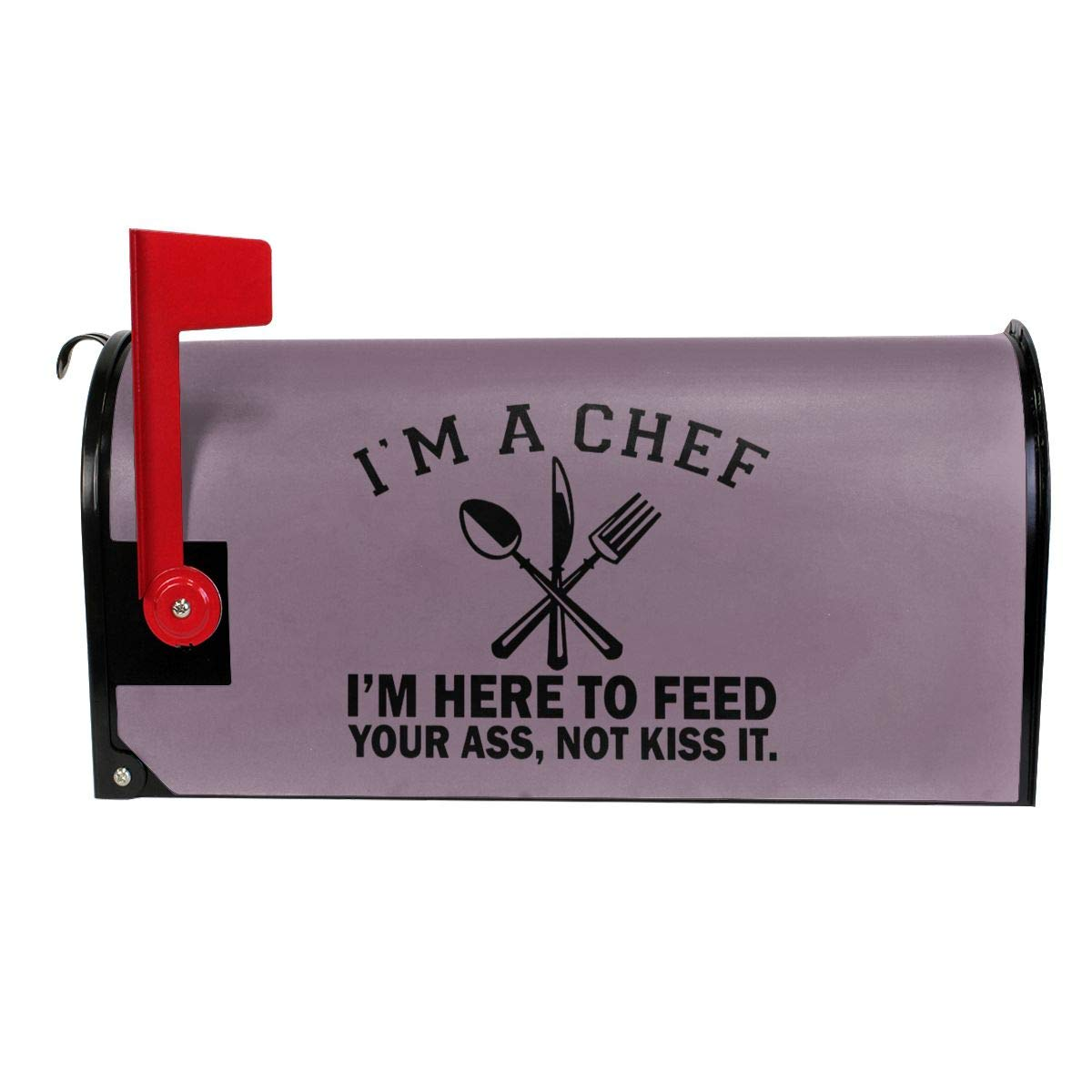 Amazon.com: I\'m A Chef Here to Feed Your Ass Not Kiss It ...