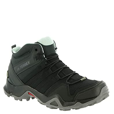 quality design ad31b 5db3d Image Unavailable. Image not available for. Color  adidas outdoor Women s Terrex  AX2R Mid GTX Black Black Ash ...