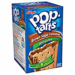 Kellogg\'s Pop Tarts Brown Sugar Cinnamon - 14 oz