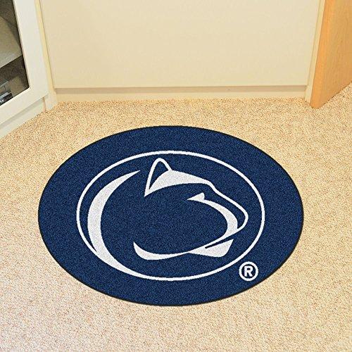 Penn State Mascot Mat Approx. 3 ft x 4 ft Fan Mats Area Rug ()