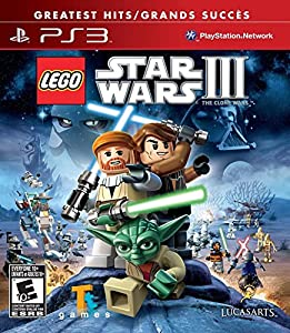 LEGO Star Wars III: The Clone Wars by LucasArts