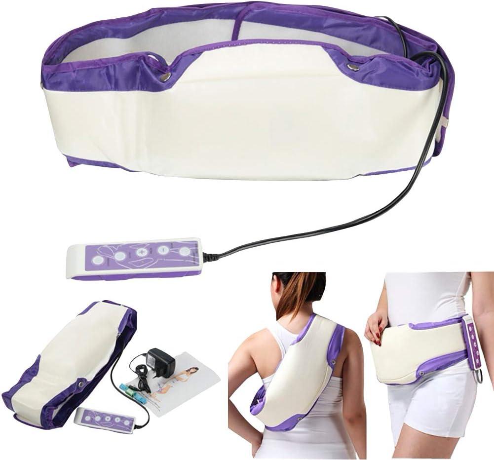 ZFAZF Sauna Belt Lose Weight Slimming Massager with Heat Vibrating for Massage Waist Slimming Exercisewaist Improve Blood Circulation