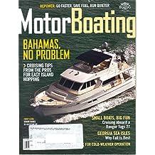 Motorboating Magazine, November December 2010 (Vol 203, No 10)