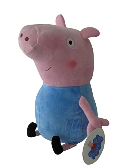 "PEPPA PIG- ""George"" Classic (10""/27cm) - Good"