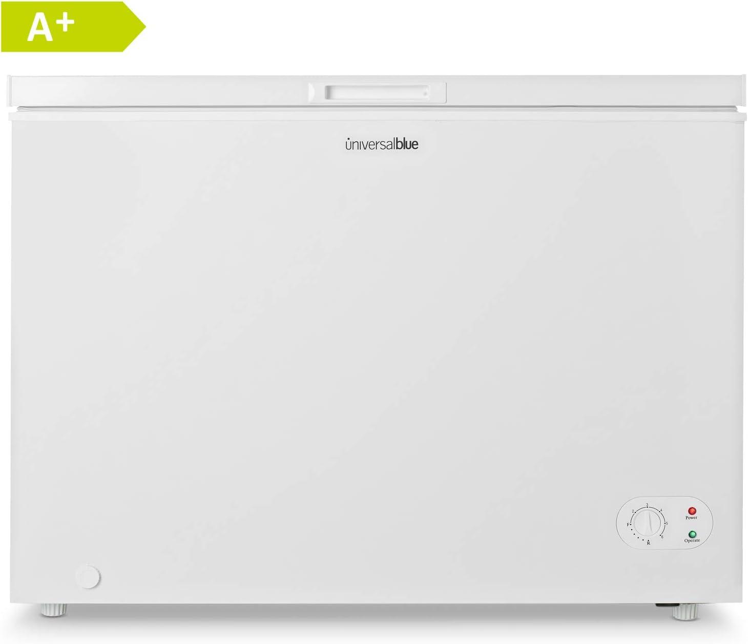 UNIVERSALBLUE - Congelador Dual - Volumen 290 litros: Amazon.es ...