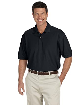 3fcb4bcac IZOD - Silkwash Classic Pique Sport Shirt - 13Z0012 at Amazon Men's Clothing  store: