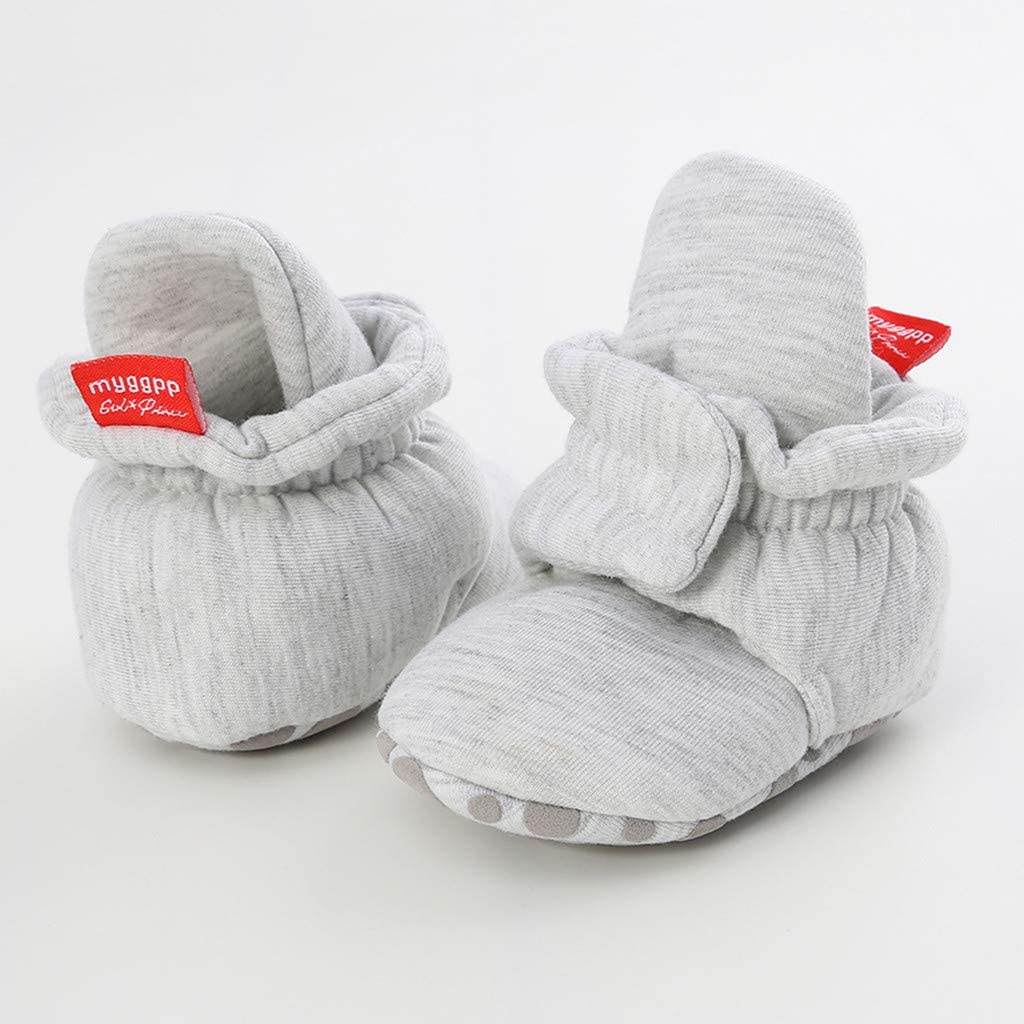 Infant Shoes Baby Girl Boy Solid Color