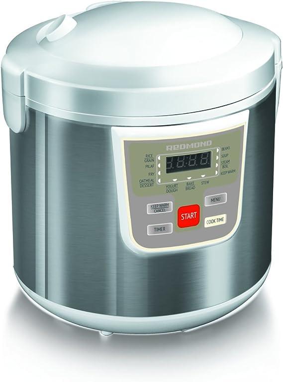 Redmond RMC-M30E- Multicocción, 900 W, 10 programas automáticos ...