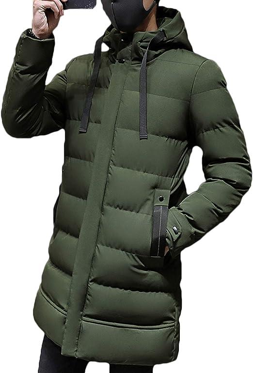3色 ダウンコート ロング コート ジャケット 羽織り 防寒 おしゃれ 無地 アウター 大きいサイズ メンズ 冬