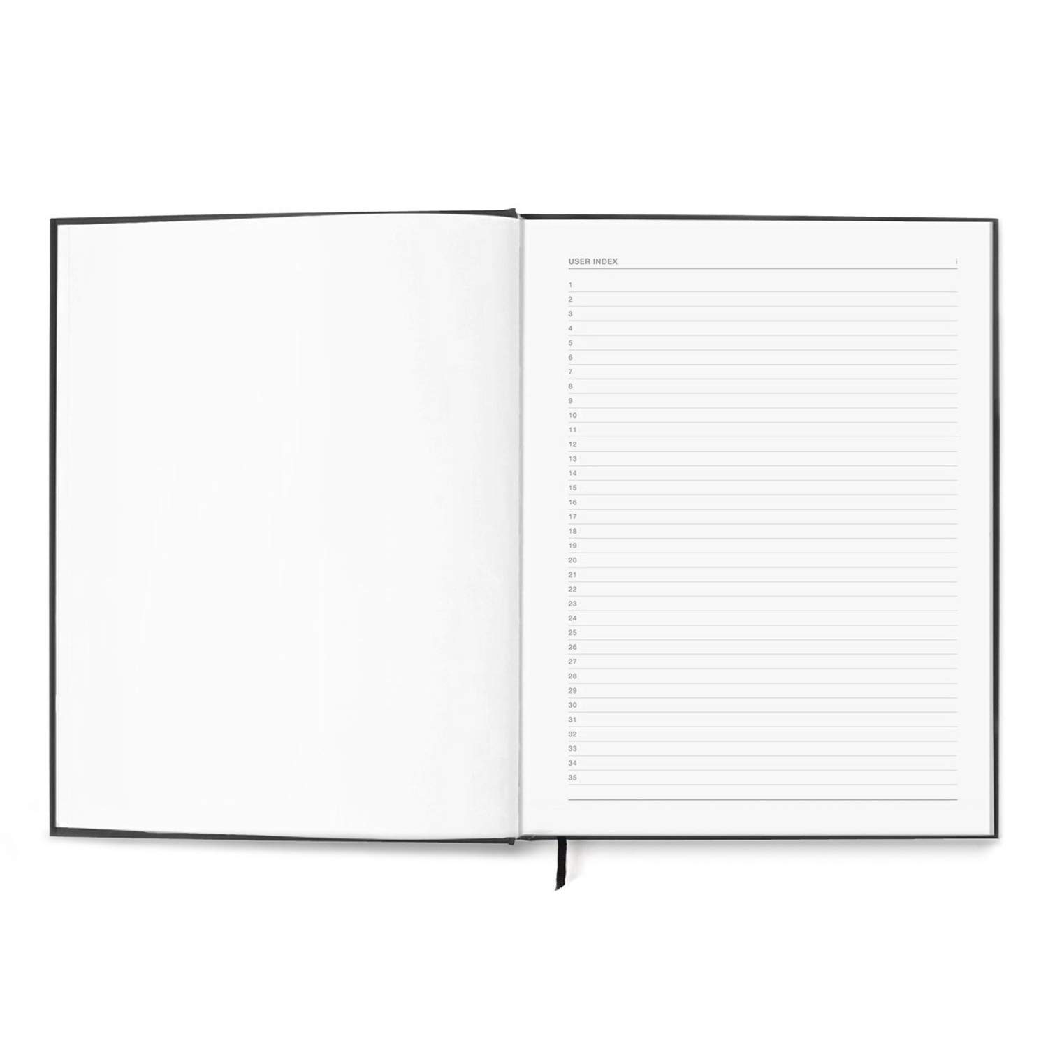 144 Pages 9.25 x 11.75 inches Vela Sciences Advanced DuraCover Lab Notebook Dot Grid, 1-Pack