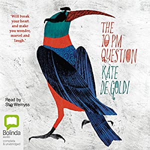 The 10pm Question Audiobook