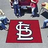 Fan Mats 20336 MLB - St. Louis Cardinals 5' x 6' Tailgater Mat