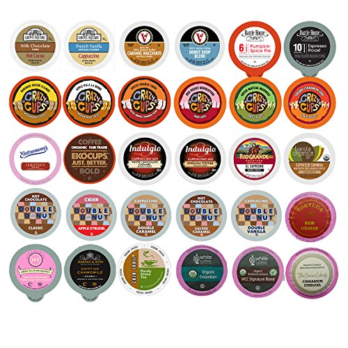 k cup tea assortment - 3