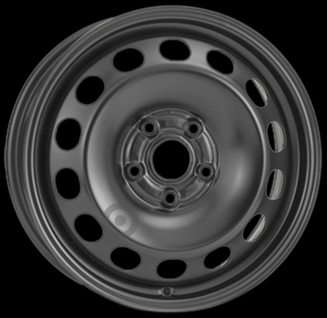 Alcar 9187/ /6,5/x 16/ET43/5/x 112/Stahlfelge