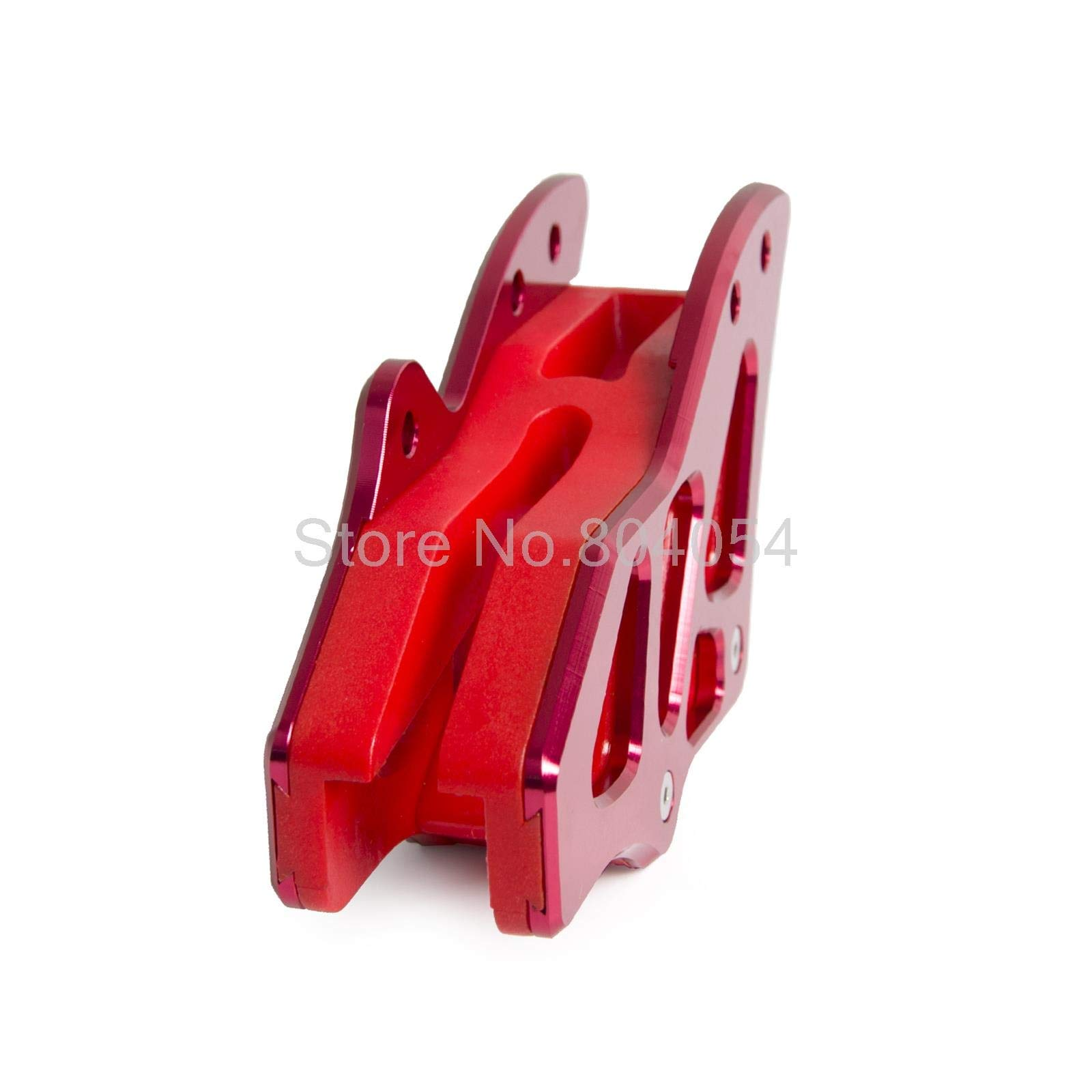 AjaxStore - CNC Billet Anodized Chain Guide Fits Honda CRF250R CRF450R CRF250 R CRF450 R 2005 2006 CRF250X 2006
