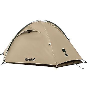 EUREKA Down Range Solo 1 Person Tent Tan Brown One Size  sc 1 st  Amazon.com & Amazon.com: EUREKA Down Range Solo 1 Person Tent Tan Brown One ...