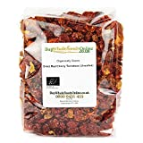 Organic Dried Red Cherry Tomatoes, Unsalted 500g