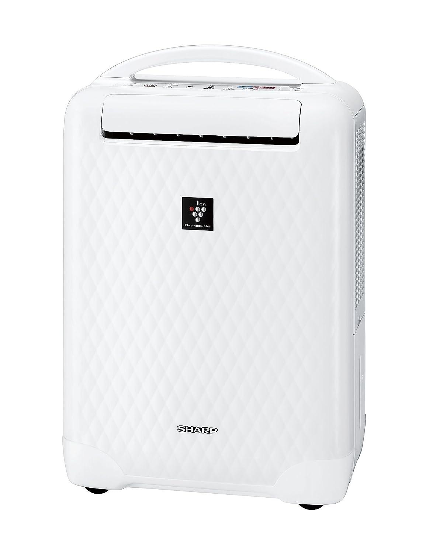 SHARP 冷風・衣類乾燥除湿機 CV-Z100-W