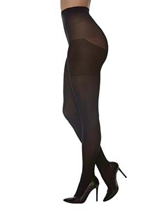 e5e88e6f1d831 CALZITALY Plus Size Opaque Tights | Curvy Extra Large Pantyhose | 60 DEN |  L, XL, XXL | Blue, Black | Made in Italy: Amazon.co.uk: Clothing