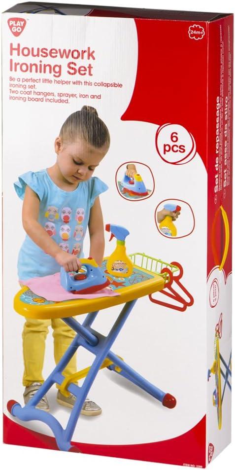 PlayGo Toy Set Basic Griddle