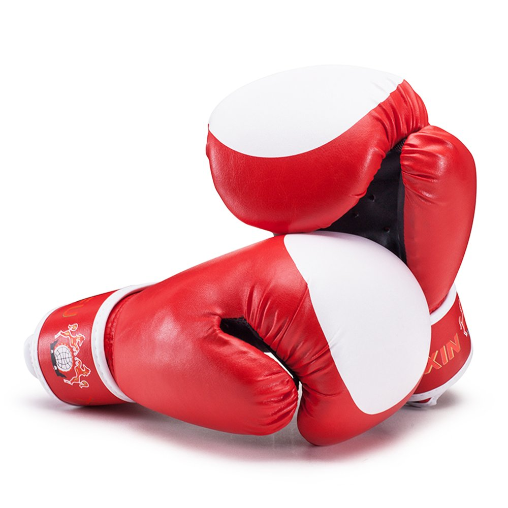 FUXIN Essential PU Leather Challenger Style Boxing Training Gloves