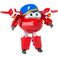 Super Wings - Flip, figura transformable, 16 x 12 x 12,5 cm (ColorBaby 85223)