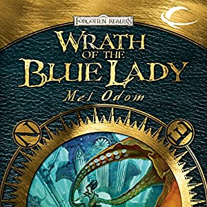 Wrath of the Blue Lady Audiobook