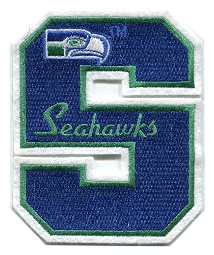 Seattle Seahawks NFL Football Vintage 5