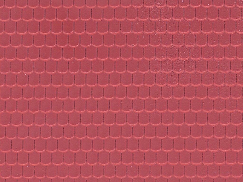 V6026 Red roof tile sheet 5/
