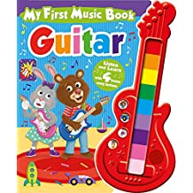 My First Music Book: Guitar (Sound Book)