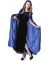 Rulercosplay New Halloween Cloak Witch Hoodies Cosplay Costume