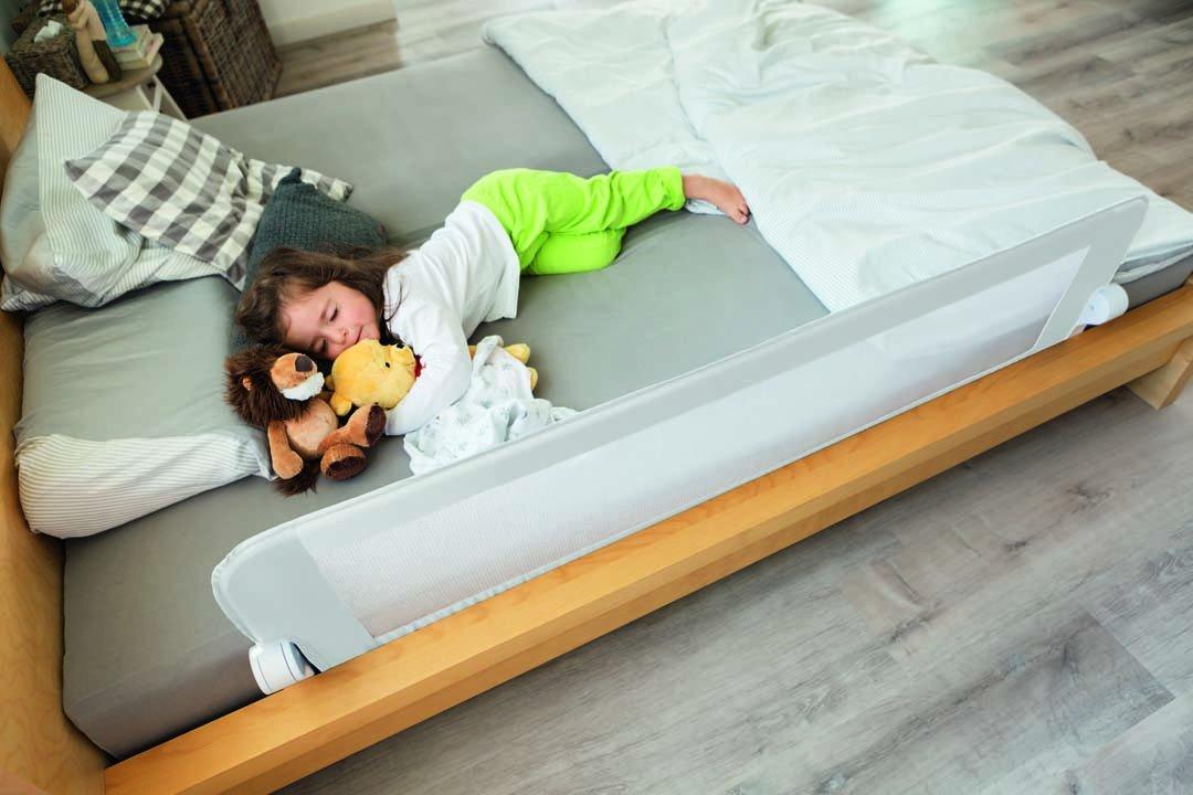 Rausfallschutz Elternbett